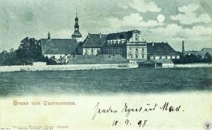 Lata 1890-1898 - klasztor w Czarnowąsach