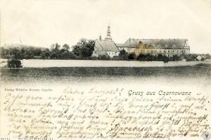 1902 rok - Dom Pomocy Społecznej dla Sierot Caritas