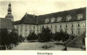 Lata 1905-1907 - sierociniec w klasztorze norbertanek