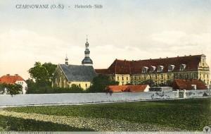 Lata 1905-1935 - zespół klasztorny norbertanek w Czarnowąsach