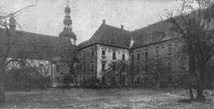 Lata 1920-1925 - klasztor norbertanek w okresie międzywojennym