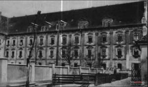 1937 rok - Dom Pomocy Społecznej dla Sierot – Caritas (Klasztor Norbertanek) – Czarnowąsy