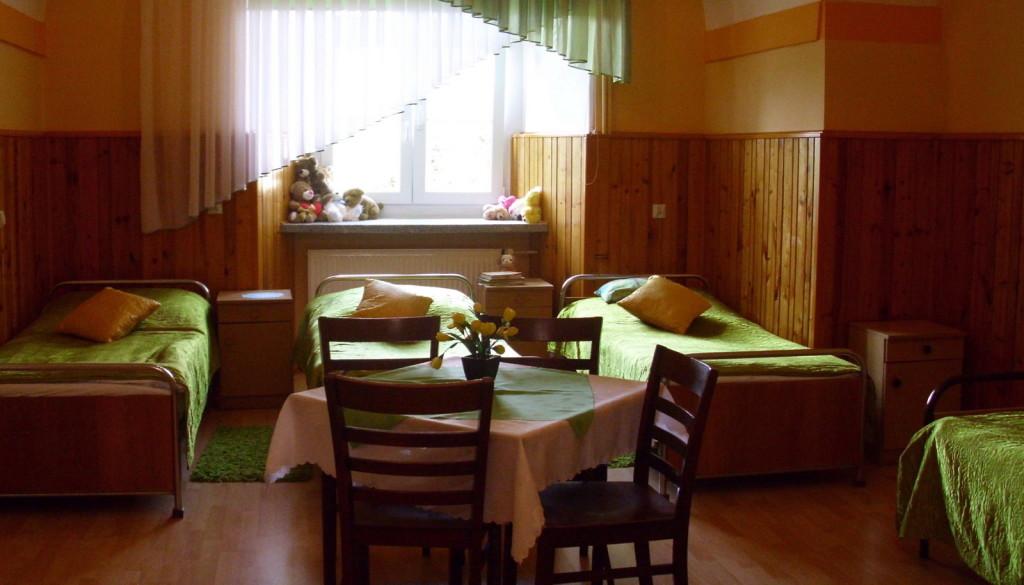 Pokoje mieszkanek